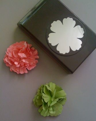 the stampin up blossom punch i have this one on order due this week cant wait