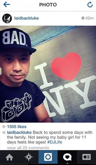 laidback luke instagram