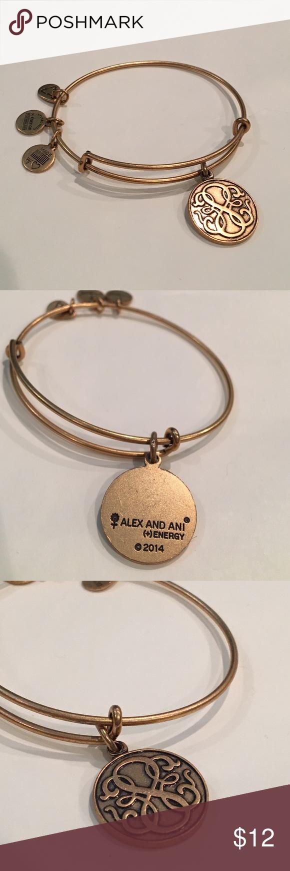 Alex And Ani Bracelet Annie Only Worn A Few Times Jewelry Bracelets