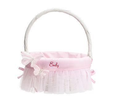 Butterfly Tulle Easter Basket Liners Easter Baskets