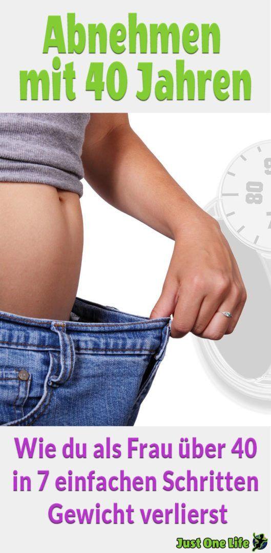 Photo of Abnehmen mit 40 Jahren – Wie du als Frau über 40 in 7 einfachen Schritten Gewicht verlierst