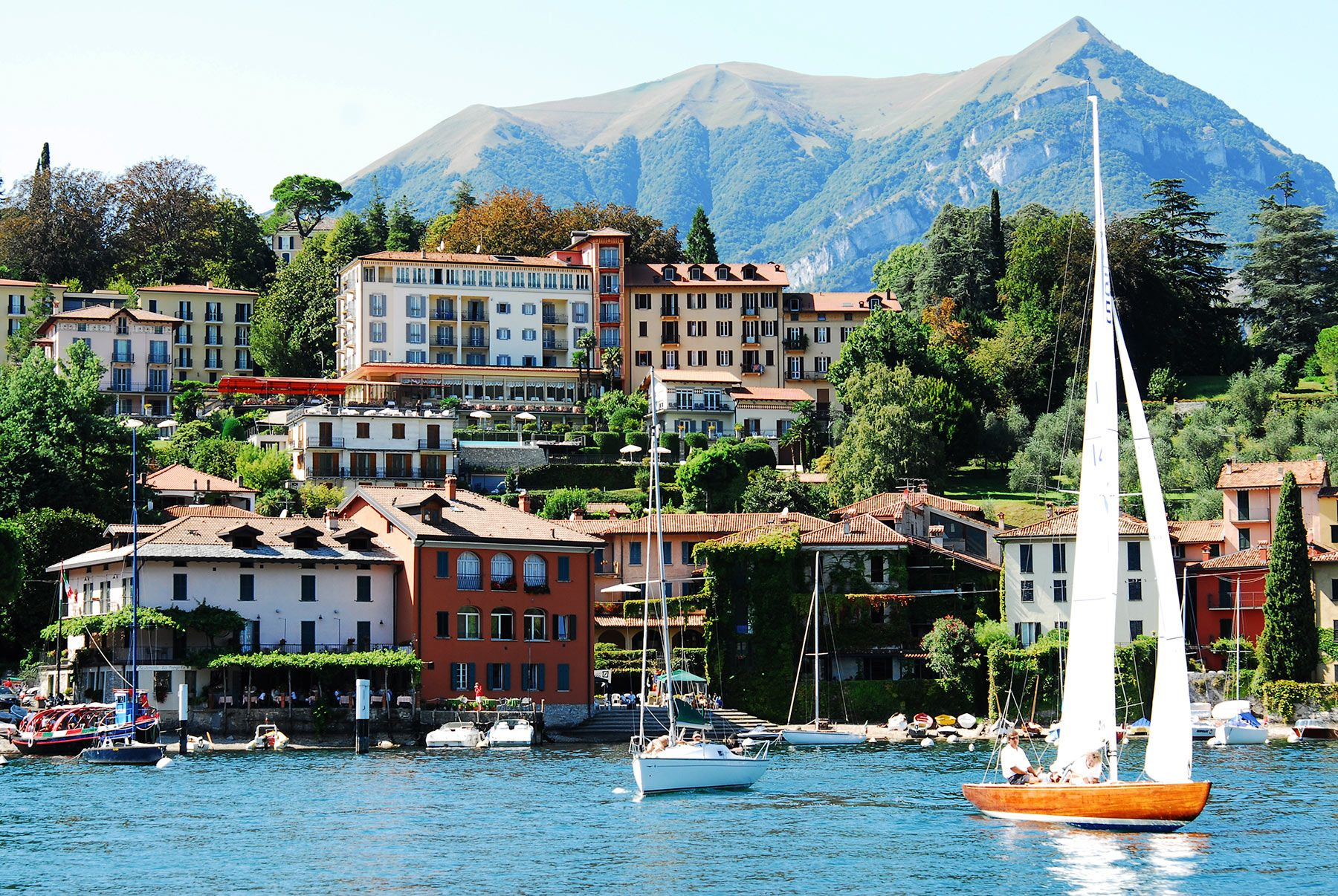 Hotel Bellagio Italy Belvedere