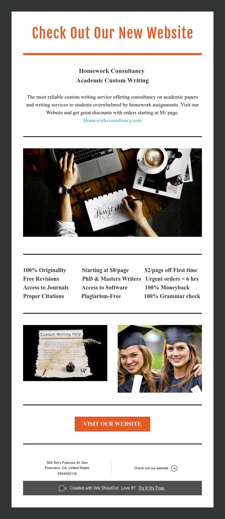 custom home work writers websites for masters