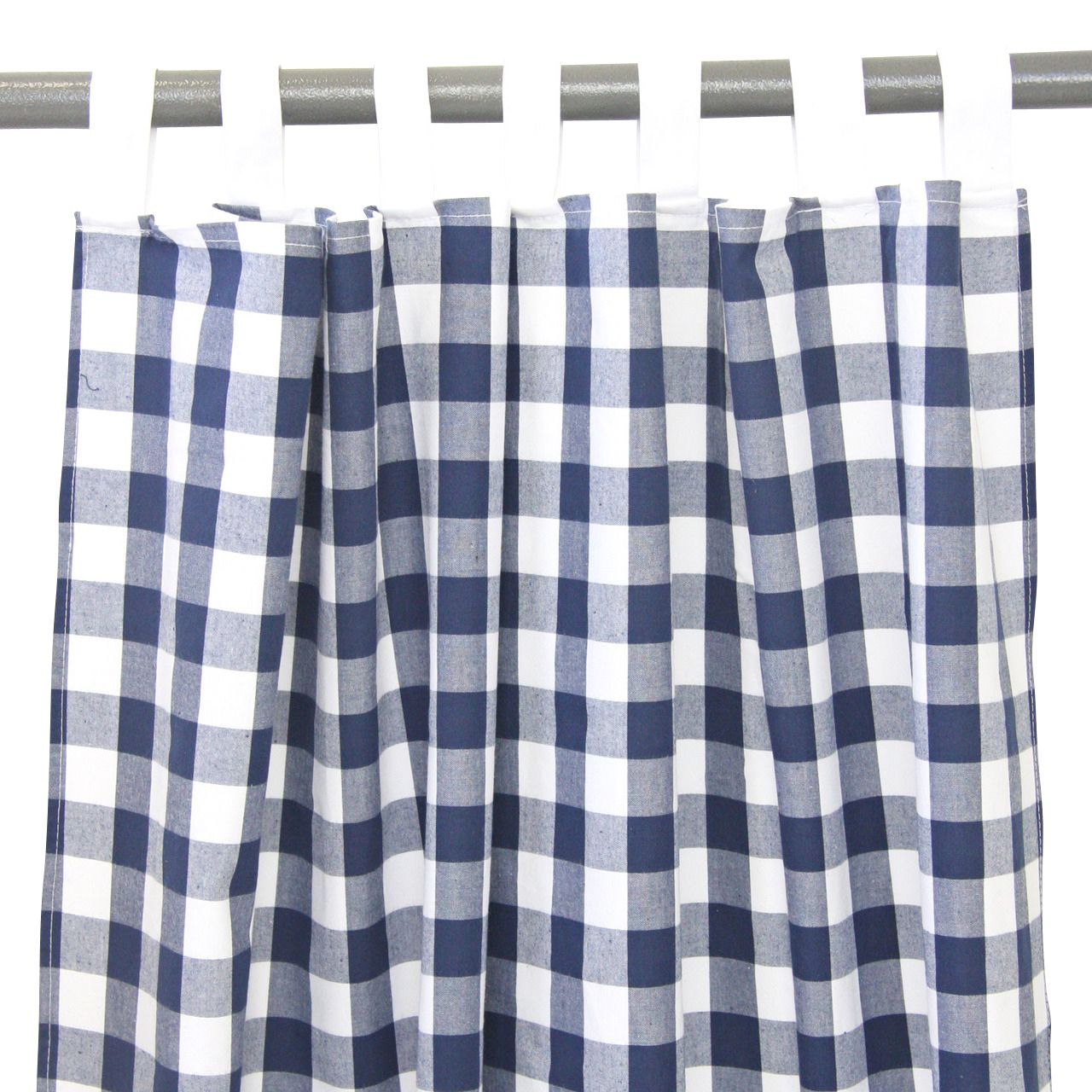 Grey And White Gingham Curtains Curtain Panels Brett S Navy Gingham Set Of 2 In 2018 Nursery