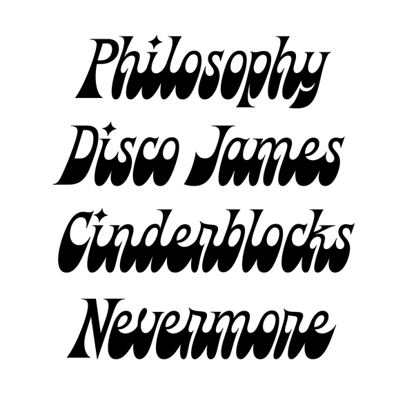 Funkford By Dave Coleman Future Fonts Lettering Design Lettering Fonts