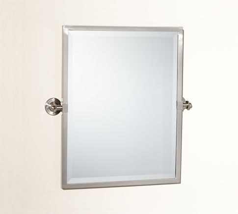 Kensington Pivot Rectangular Mirror Home Bath