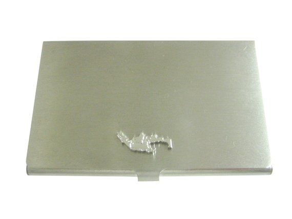 Indonesia Map Shape Business Card Holder Business Card Holders