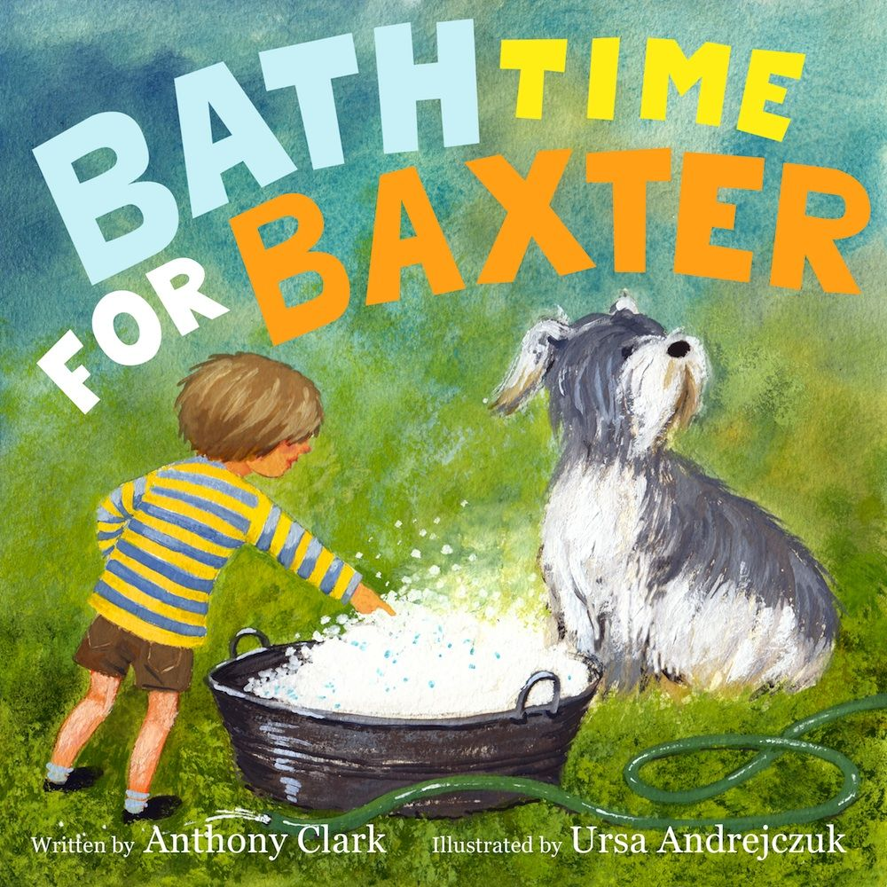 Baxter The Dog Needs A Bath But Despite His Owner S Best Efforts