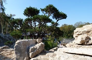 Weissensee Chinesischer Garten Thuringen Urlaub Ausflugsziele Und Sehenswurdigkeiten Quer Durch Deutschland Chinesischer Garten Weissensee Ausflug