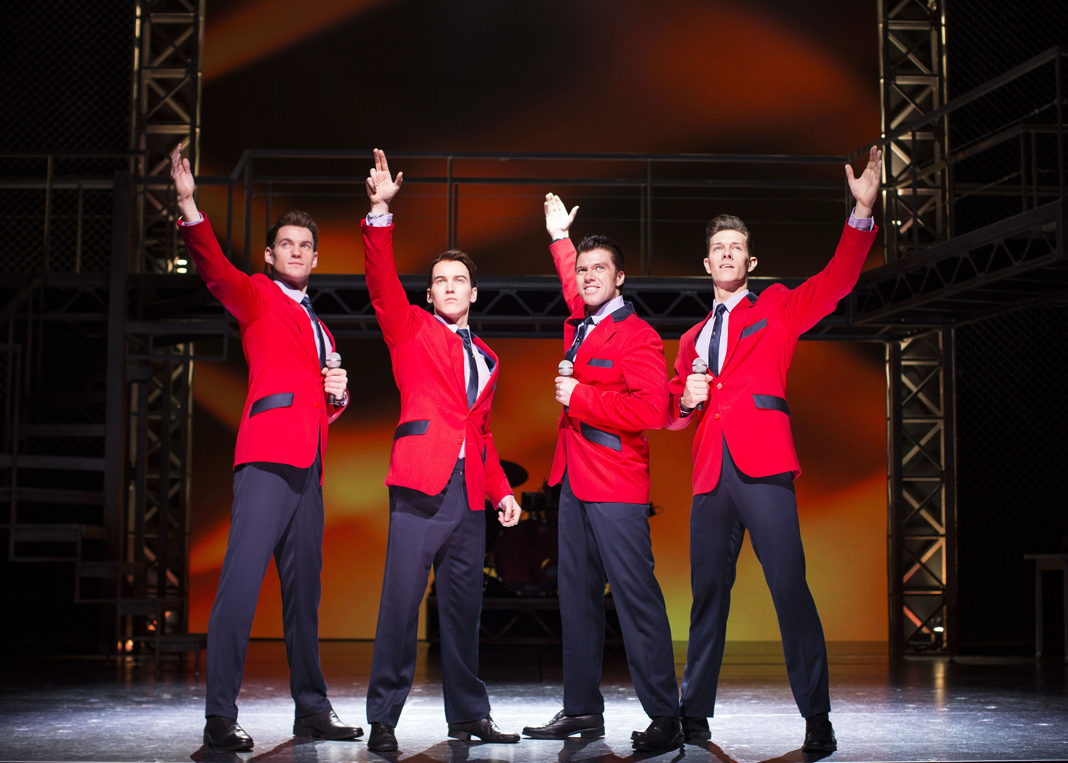 The Jersey Boys have arrived in Baltimore! Don't miss this ...