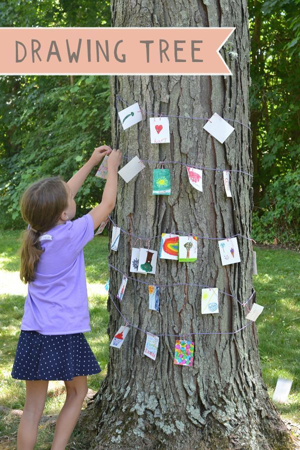 The Drawing Tree