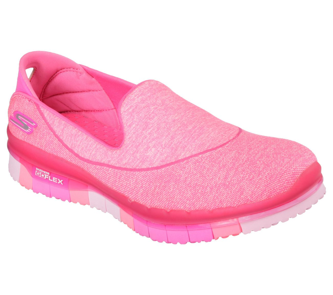Skechers Womens GO FLEX Walk</p>                     </div>   <!--bof Product URL --> <!--eof Product URL --> <!--bof Quantity Discounts table --> <!--eof Quantity Discounts table --> </div>                        </dd> <dt class=