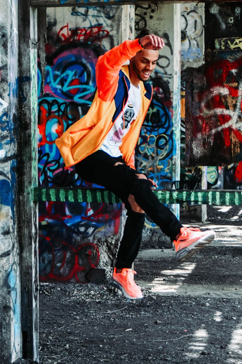 America Exagerar inquilino  Pin on #Nike Collab Photoshoot