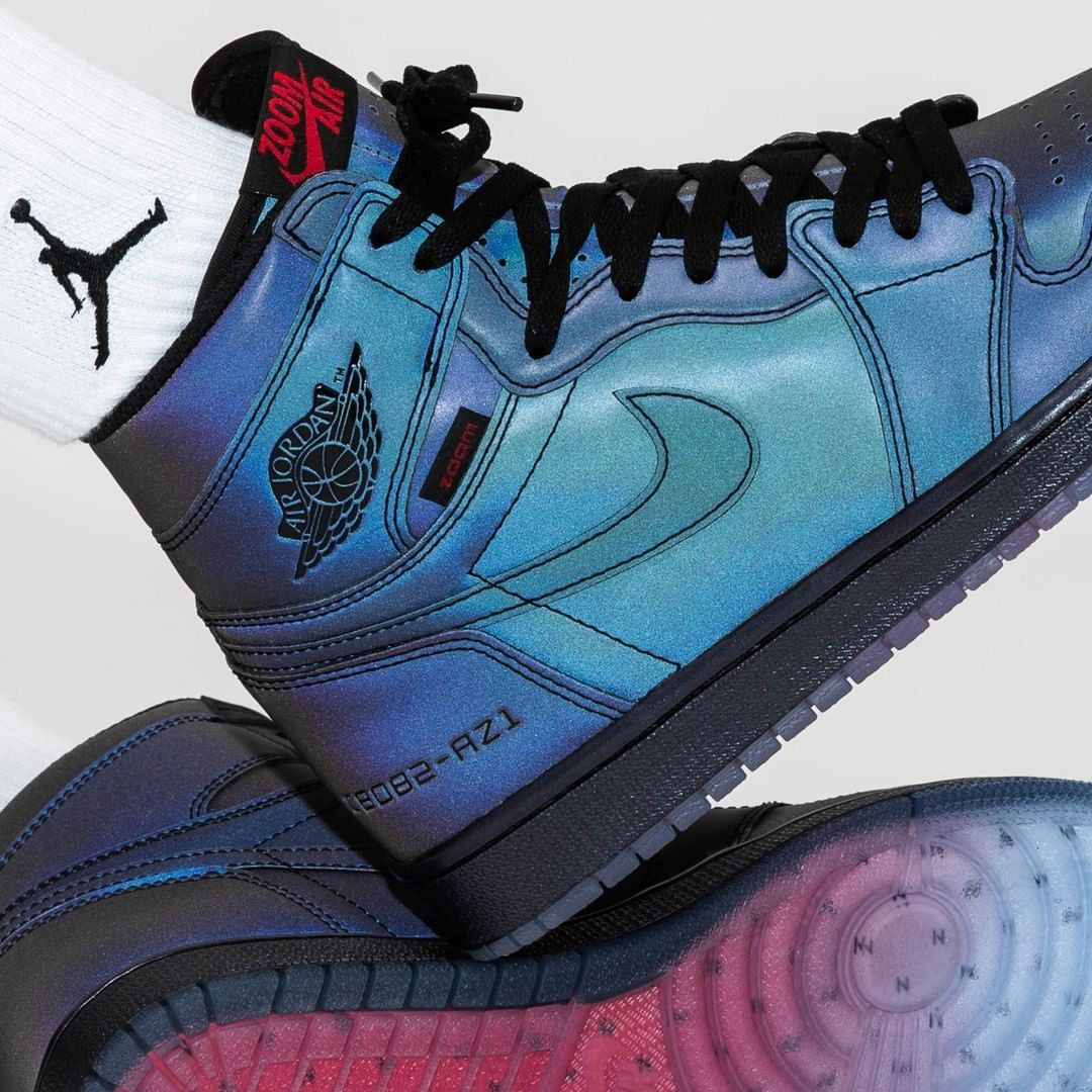 Air Jordan 1 High Zoom Fearless Outfit
