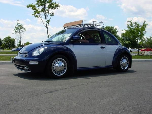 Roof Racks Back Hatch Racks For New Beetle Tdiclub Forums
