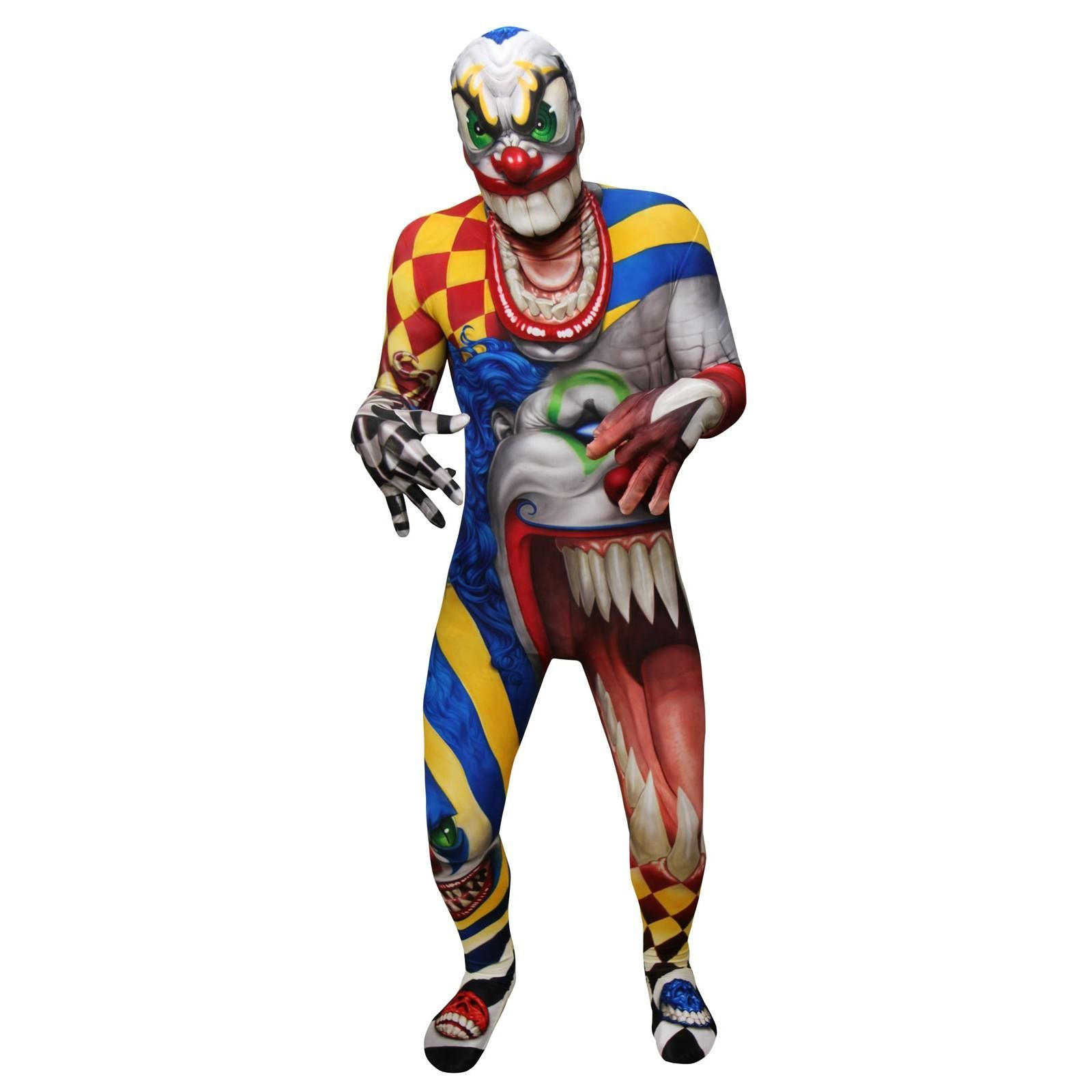 Colorful Clown Around Town Child Costume Clown halloween