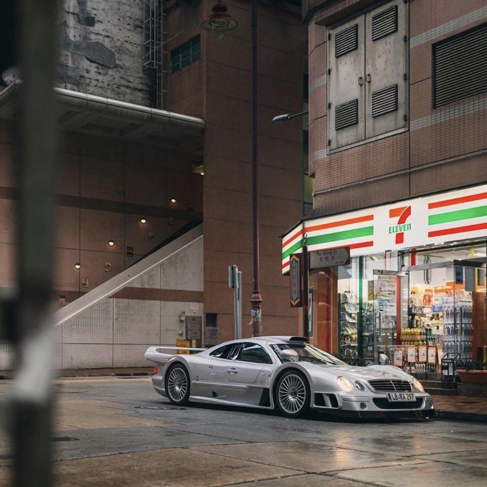CLK GTR in 2020 Gtr, Mercedes clk gtr, Dream cars
