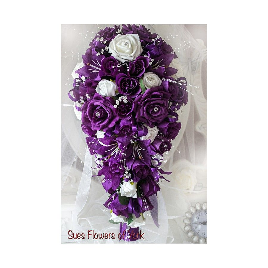 Cadbury Purple Wedding Flowers | Wedding idea | Pinterest