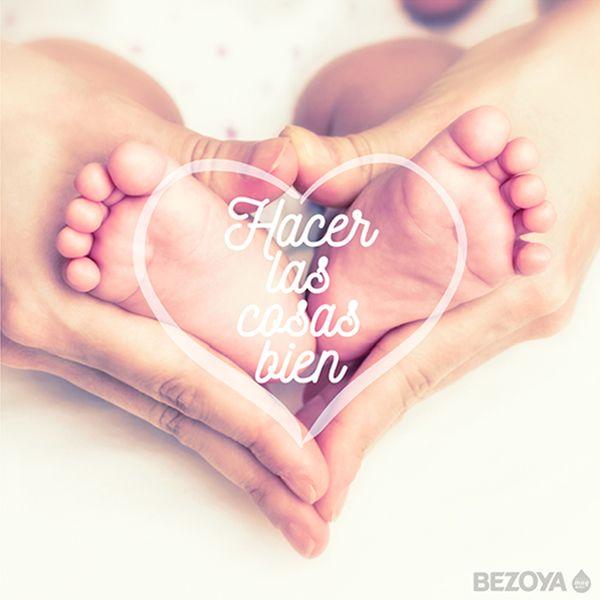 Hacer Las Cosas Bien Bezoya Bebé Bebé A Bordo Madre