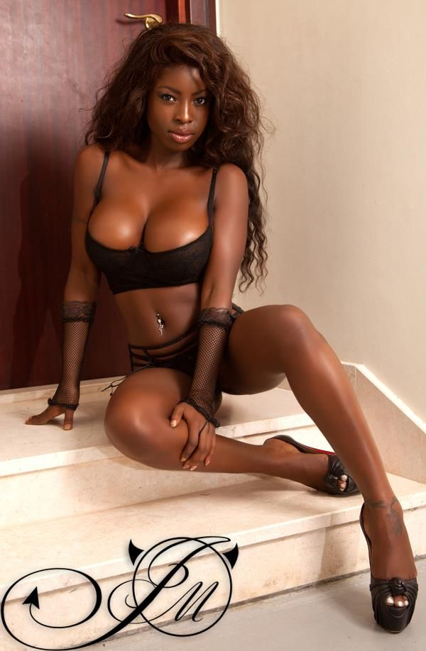 Busty black women photos