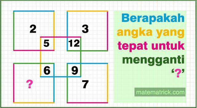 Teka Teki Logika Matematika Dan Jawabannya Logika Matematika Teka Teki Matematika