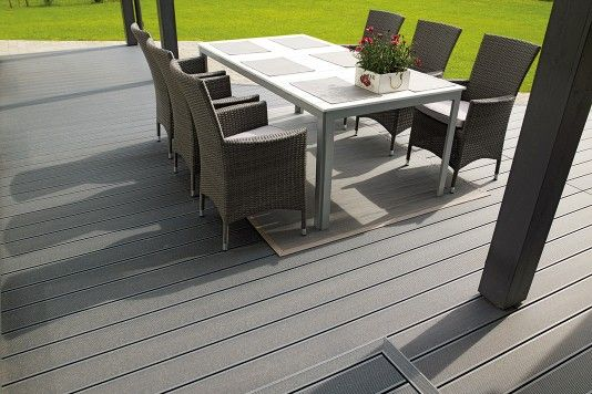 Compare Wood Deck And Composite Concrete Patio How Much Is Lowes Installation Non Flammable Synthetic Stockists Teak