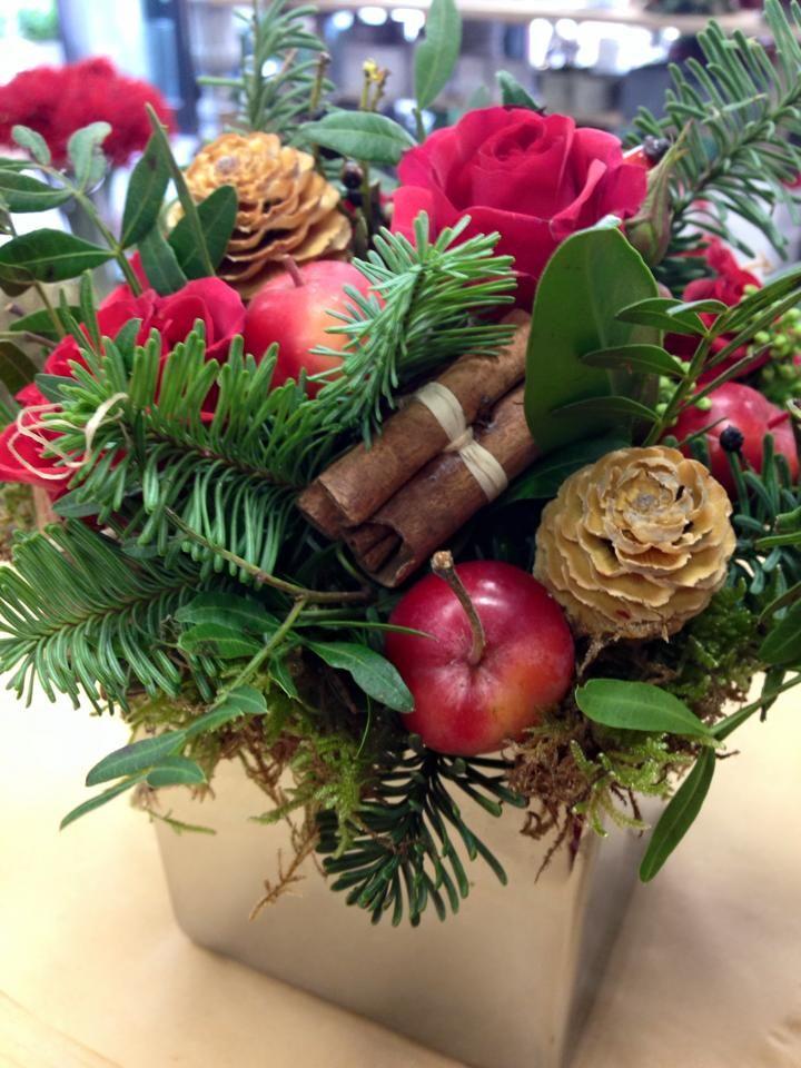 #Christmas by Anna Flower designer