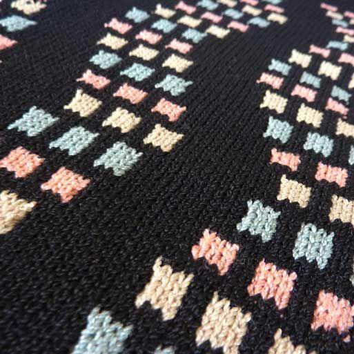 Fair Isle, Stitch patterns | Tejidos dos agujas | Pinterest ...