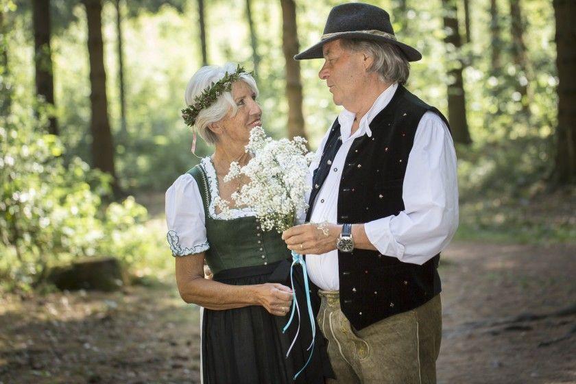 Hochzeit Mit 50 Was Ziehe Ich An