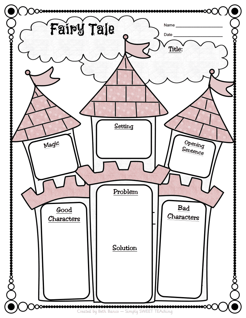 small resolution of Fairy Tale Story Map.pdf - Google Drive   Fairy tale writing