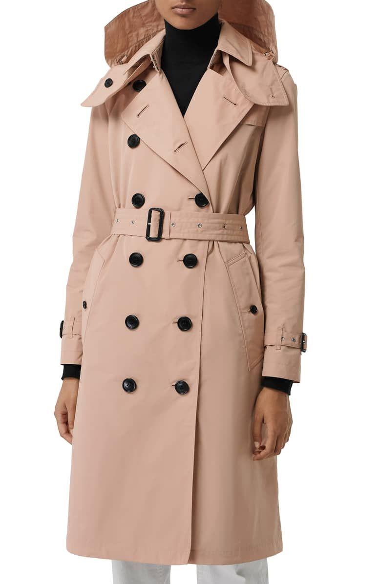 e45138cf43b2 Kensington Hooded Trench Coat#affiliatelink | Fashion for all ...