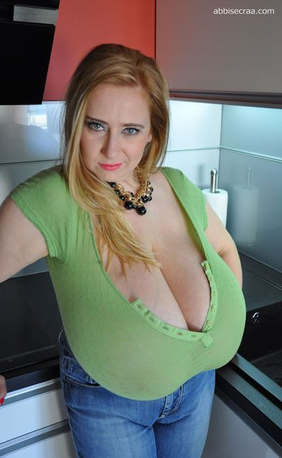 Huge Natural Breasts X