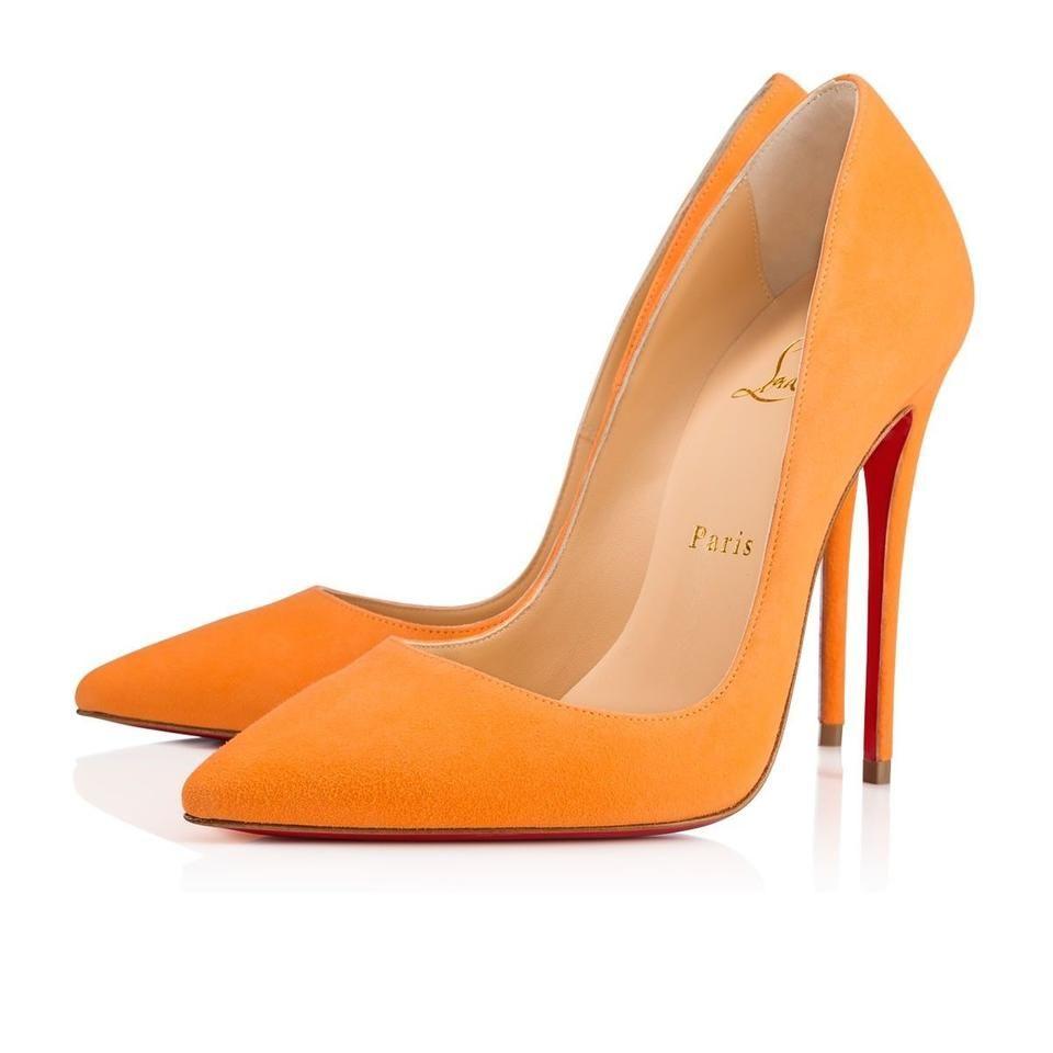 Orange So Kate 120 Sunset Suede Classic