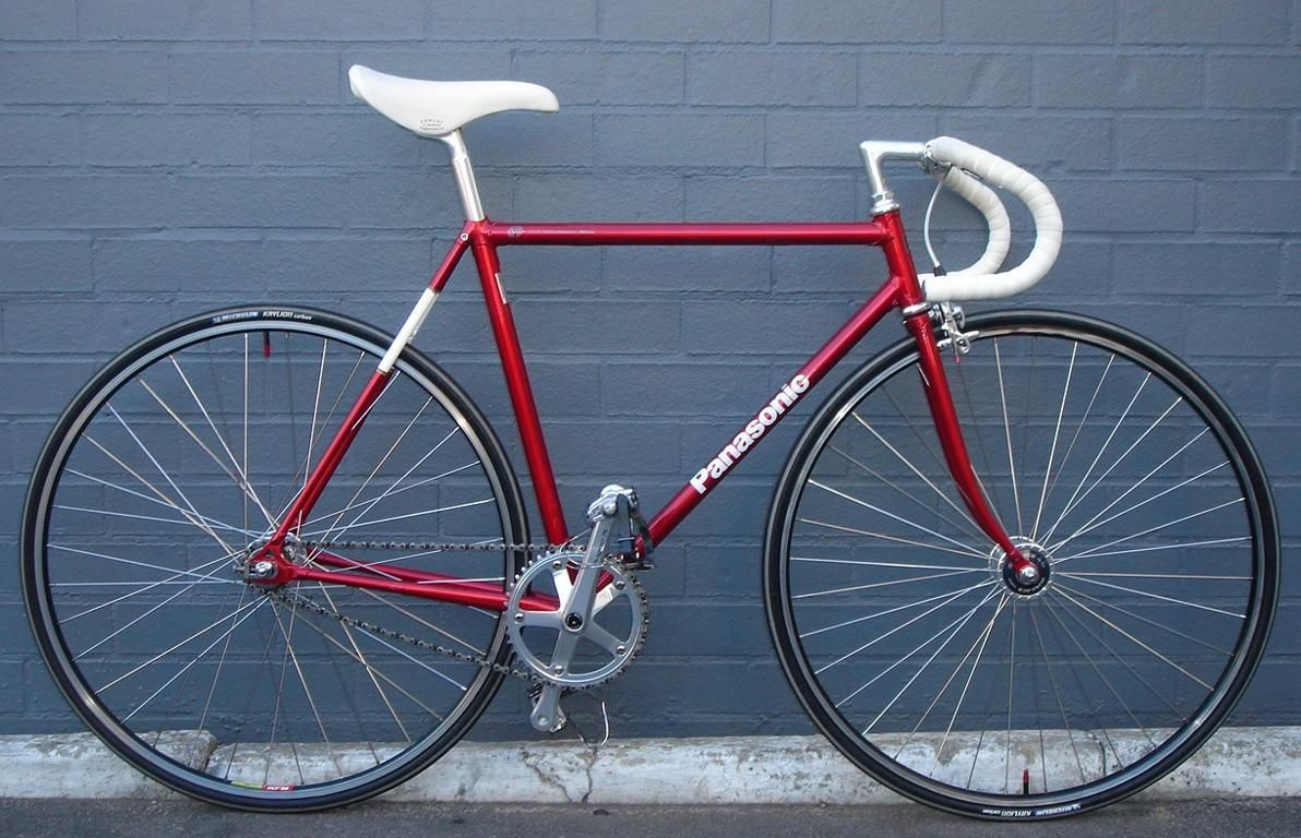 Yellow Fixie Track Bike Grips Fixed Gear Old School BMX Cruiser MTB Bicycle Grip