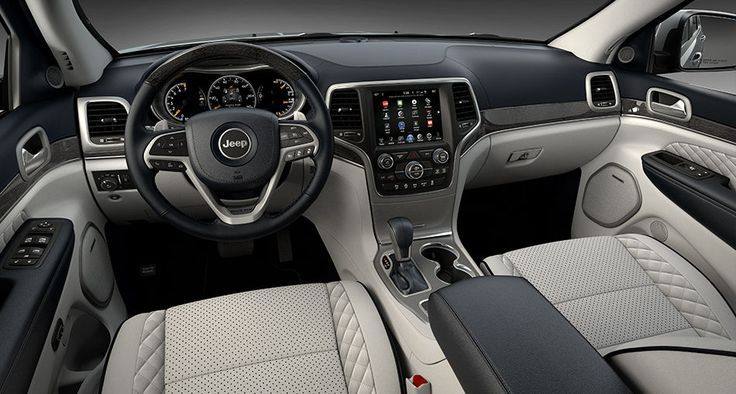Nice Jeep 2017 Capable Luxury SUV Jeep Dreams Check more