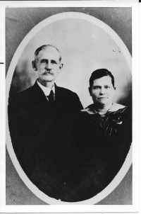 James Monroe Edwards and Ethel Lutread James   married in 1884