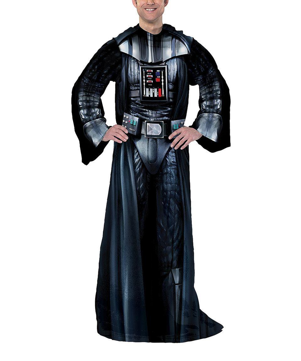 Loving this Star Wars Darth Vader Sleeved Throw - Adult on #zulily! #zulilyfinds