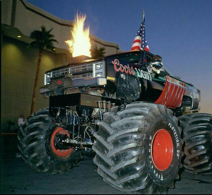 Pin on Monster trucks