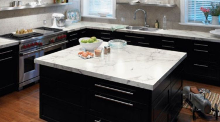 Formica 180fx Laminate   Looks Like Marble Or Granite For Much Less