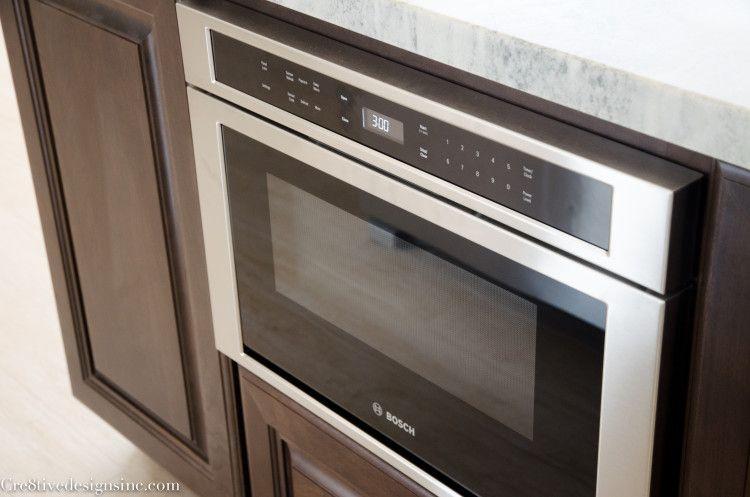 Bosch Microwave Oven Drawer Monroe Kitchen