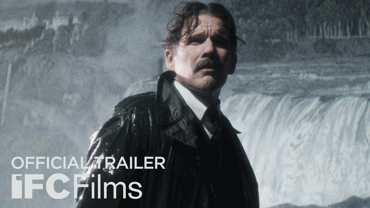 Tesla movie trailer Ethan Hawke in 2020 Movie trailers