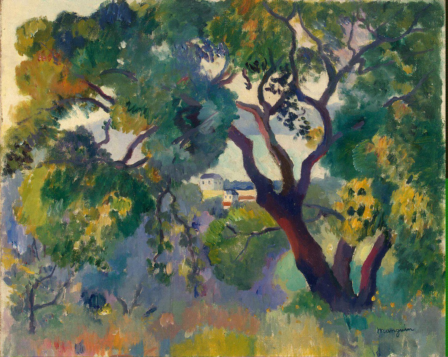 Henri Matisse Landscape Paintings   Accept EUR , GBP, AUD ...