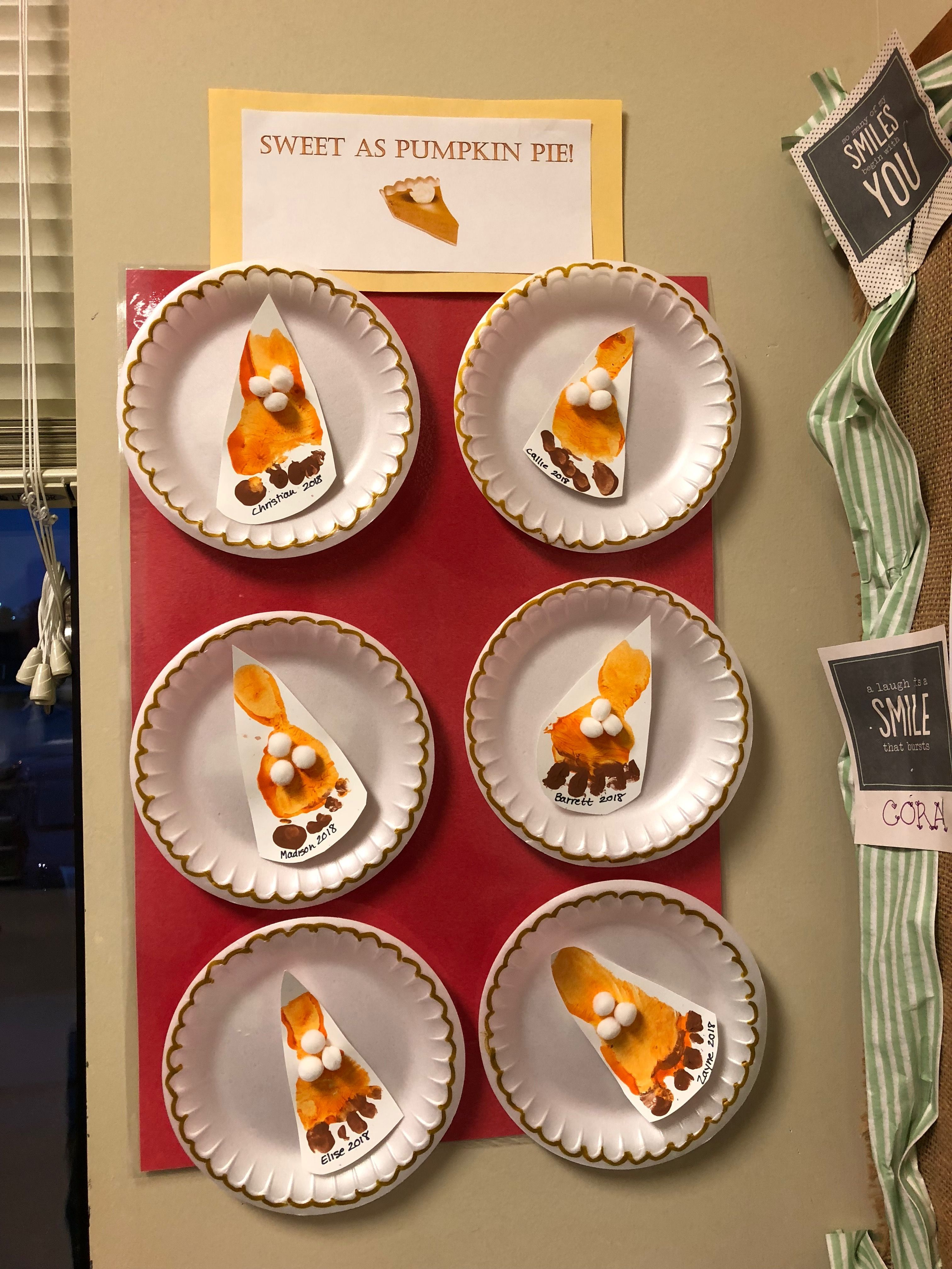 Pin By Julie Taylor On Baby Stuff Thanksgiving Crafts For