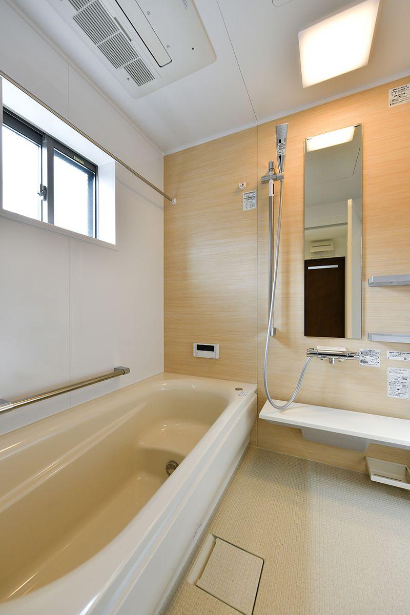 バスルーム お風呂 シャワー 鏡 やわらか お風呂 浴室 窓 浴室
