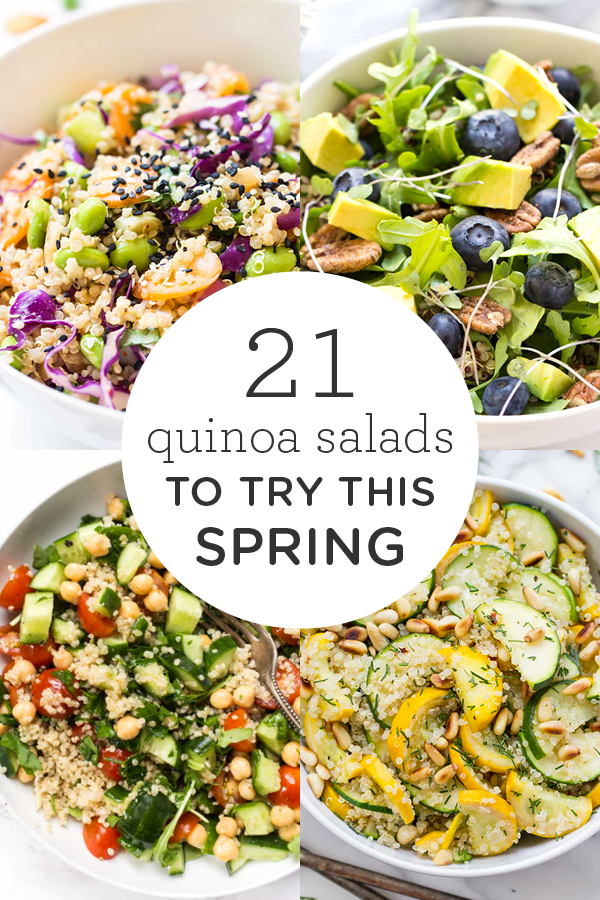 21 Quinoa Salad Recipes to Try This Spring images