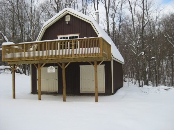 Cobleskill NY Amish Built Storage Sheds U0026 Cabins