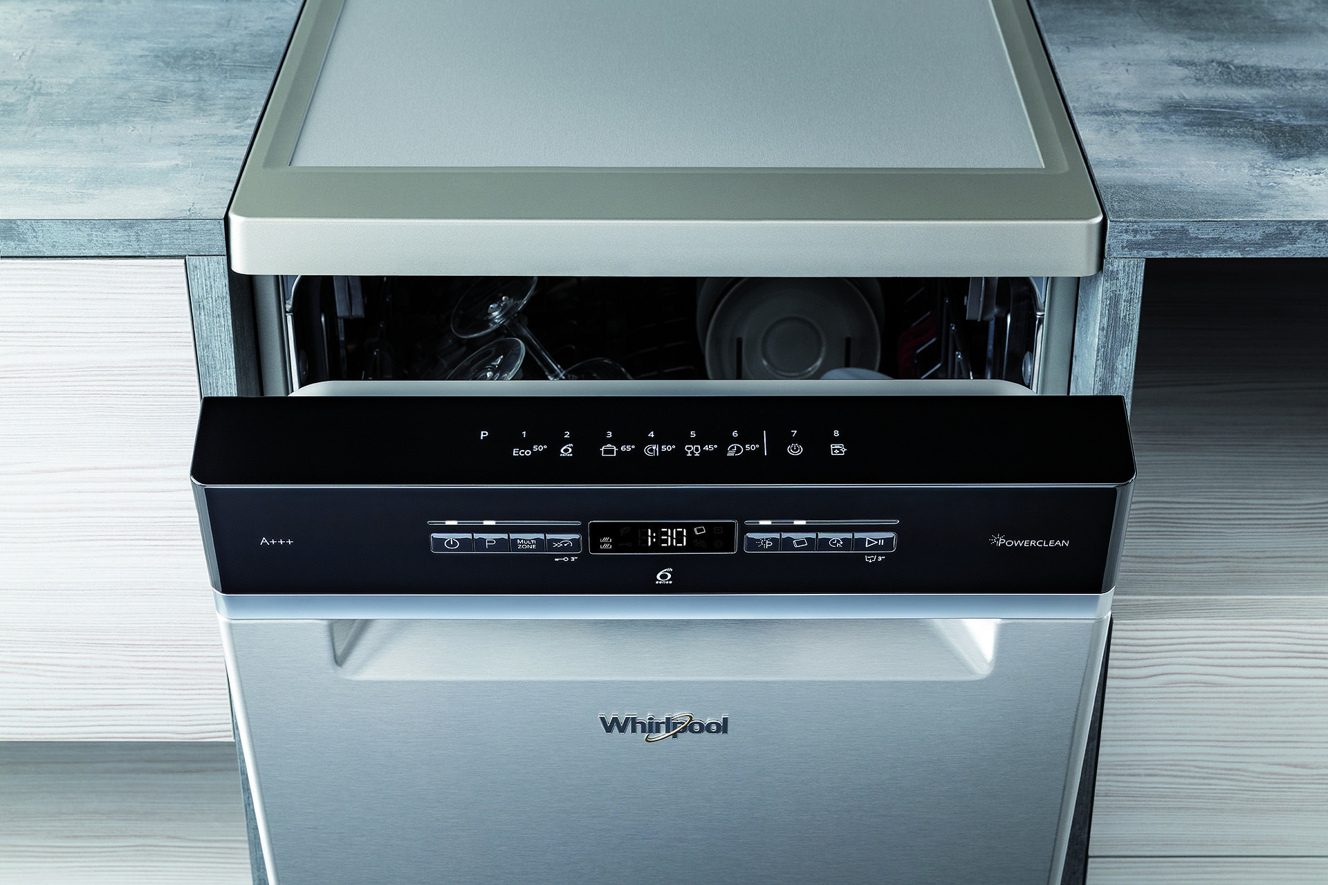 Whirlpool S New Slim Size Dishwasher Delivers All The Performance