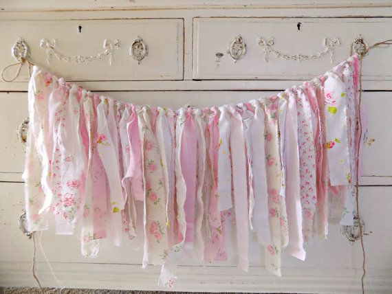 dbe87b016 Baby Girl Birthday Garland