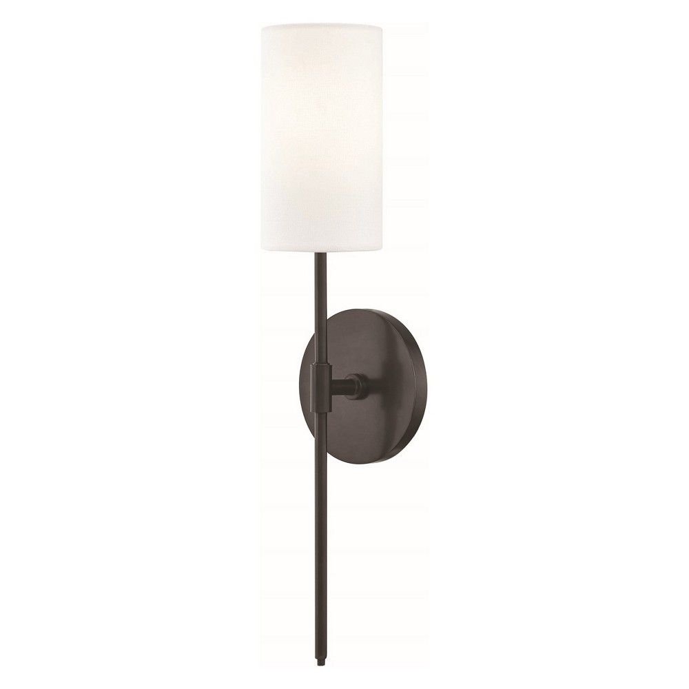 Olivia 1 Light Wall Sconce Old Bronze Cloud Mitzi By Hudson