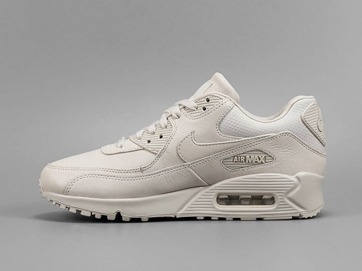 new style fef20 7d685 The Nike Air Max 90 Pinnacle Light Bone is releasing in 10 minutes.